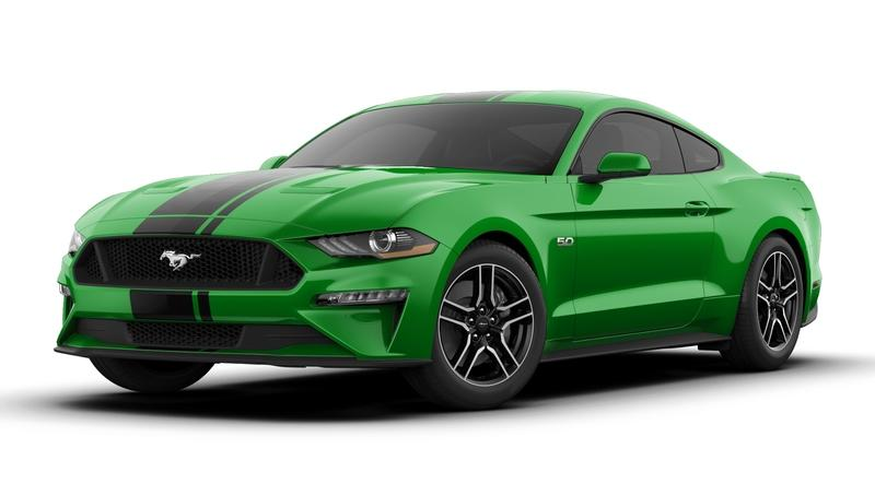 2019 Ford Mustang - How We'd Spec It - image 784802