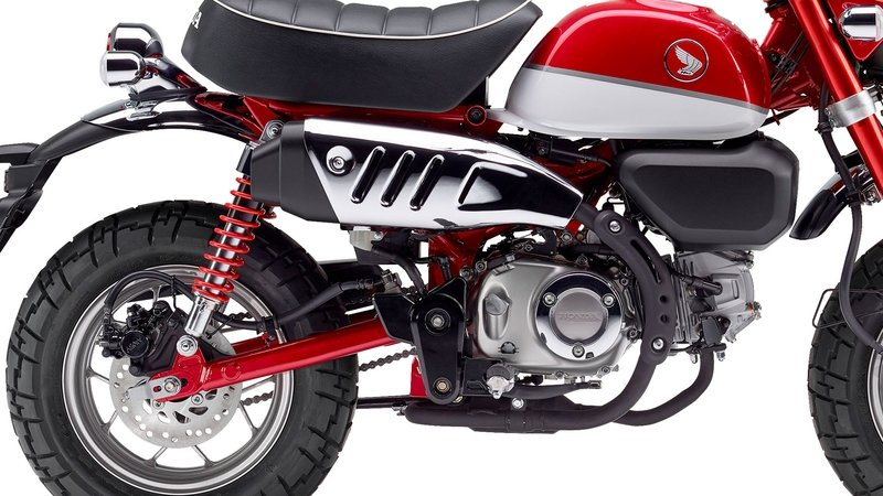 Honda Monkey Photos , Pictures (Pics), Wallpapers | Top Speed