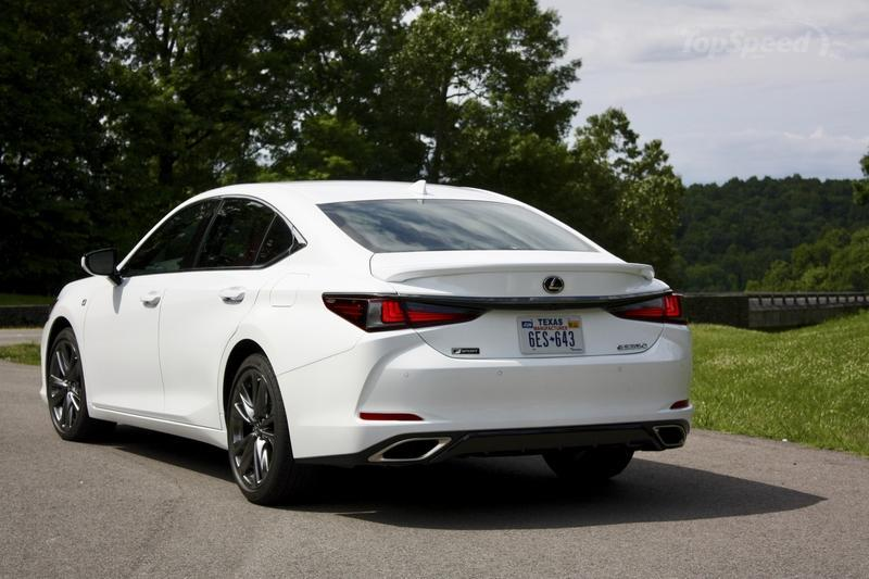 2019 Lexus Es Driven Top Speed