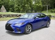 The 2019 Lexus ES Gets Some Tasty Performance Flavor With New F Sport Model - image 782847