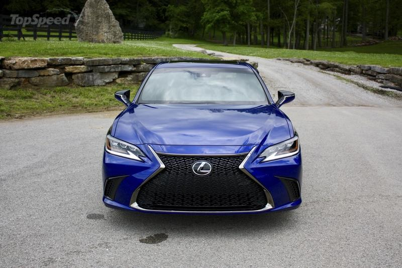 The 2019 Lexus ES Gets Some Tasty Performance Flavor With New F Sport Model Exterior - image 782849