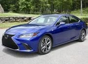 The 2019 Lexus ES Gets Some Tasty Performance Flavor With New F Sport Model - image 782881