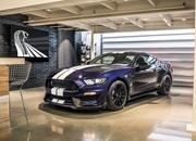 Ford Infuses the 2019 Mustang Shelby GT350 with Racing and GT500 DNA - image 783131