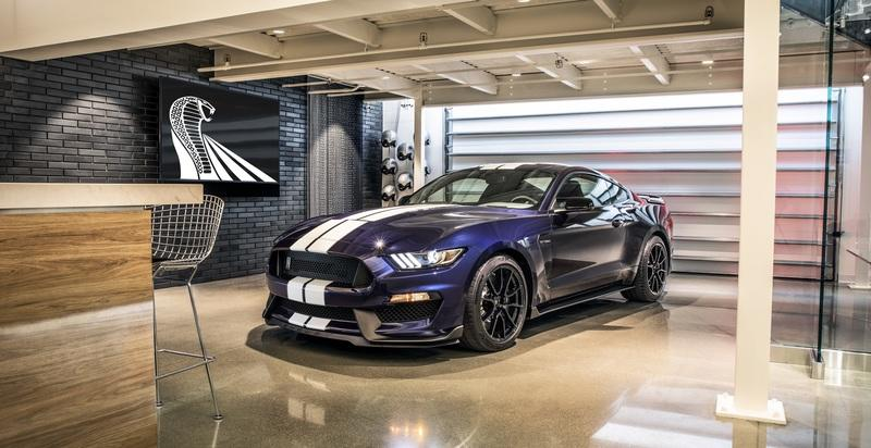 Ford Infuses the 2019 Mustang Shelby GT350 with Racing and GT500 DNA Exterior Wallpaper quality - image 783131