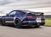 Ford Infuses the 2019 Mustang Shelby GT350 with Racing and GT500 DNA - image 783124