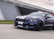 Ford Infuses the 2019 Mustang Shelby GT350 with Racing and GT500 DNA - image 783122