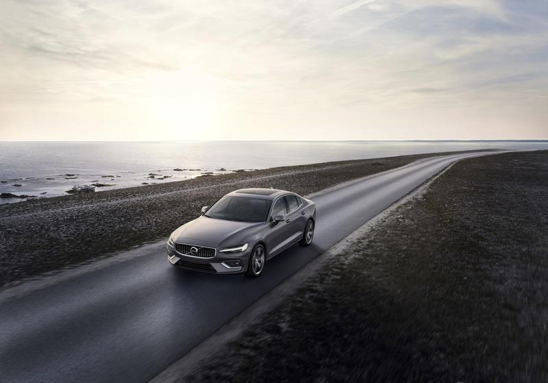 5 Must-Know Facts About the 2019 Volvo S60