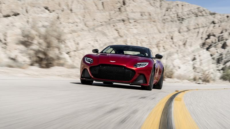 5 Important Facts About the Aston Martin DBS Superleggera