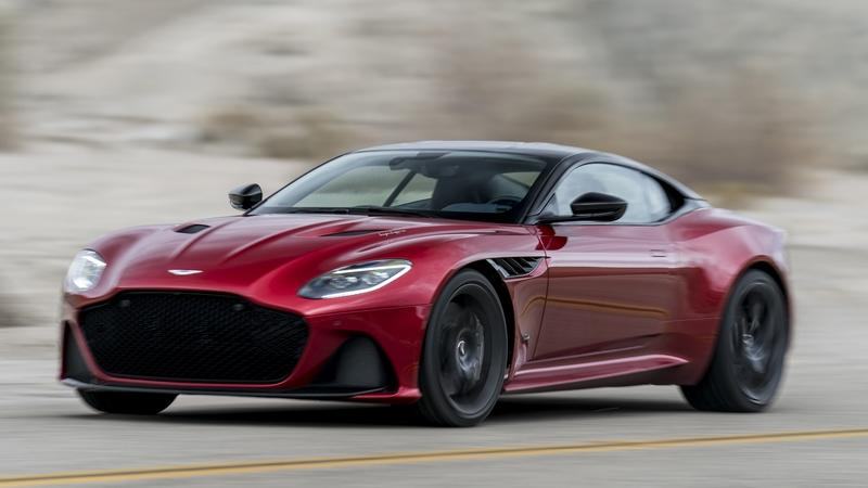 5 Tech Features That Would make the Aston Martin DBS Superlegerra a Supercar in Any Dictionary