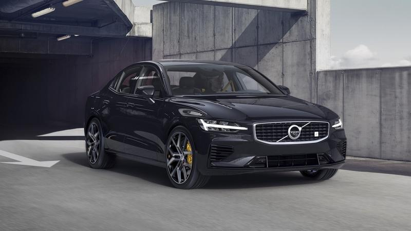 Pricing for the Volvo S60 Polestar Engineered is Far From What You'd Expect