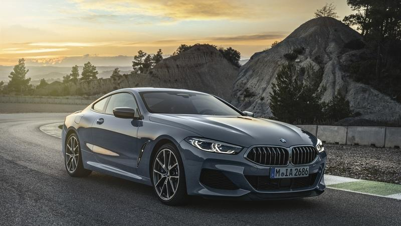 6 Astonishing Tech Gizmos and Cool Features of the new BMW 8 Series