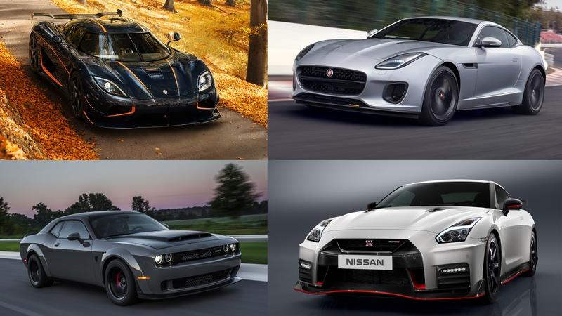 6 Sports Cars Everyone Should Drive at Least Once in Their Lives