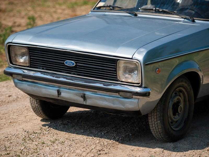 A Mild-Mannered Ford Escort is Expected to Fetch Huge Money at An RM Sotheby's Auction