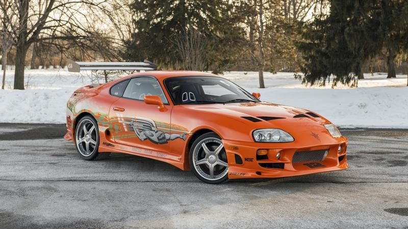 Blame The Fast and Furious Franchise For The Rising Prices of Japanese Sports Cars