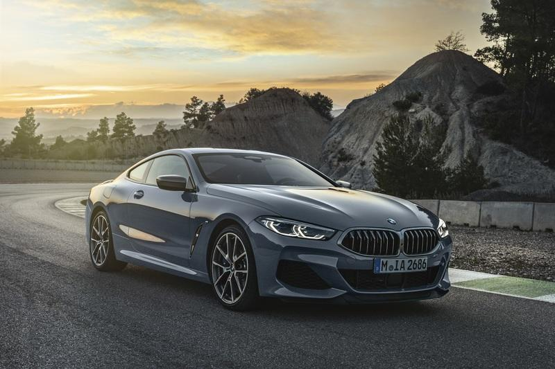 2019 BMW 8 Series Exterior Wallpaper quality - image 783804
