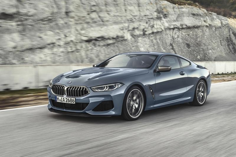 2019 BMW 8 Series Exterior Wallpaper quality - image 783784