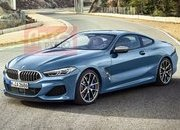 BMW 8 Series Revealed in all its Glory Before the Official Debut - image 783711
