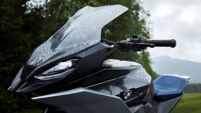 BMW Unveils Mid-Displacement Adventure Tourer Concept