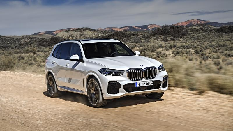 BMW X5 - A Formidable Foe Four Times in a Row