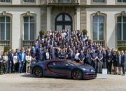 Bugatti Just Built The 100th Chiron, Has 400 More Models To Go - image 781916