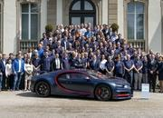 Bugatti Just Built The 100th Chiron, Has 400 More Models To Go - image 781917