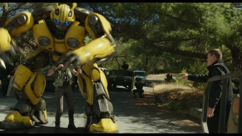 Bumblebee Transformer Movie Images