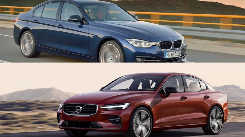 Comparison: 2019 Volvo S60 vs BMW 3 Series