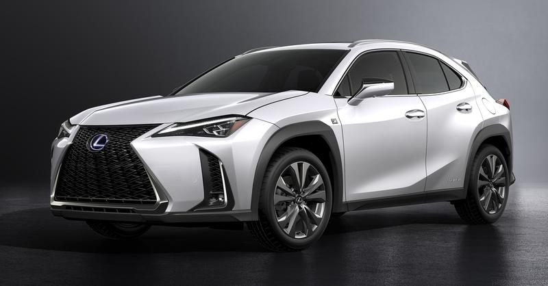 Comparison: Lexus UX vs Audi Q3