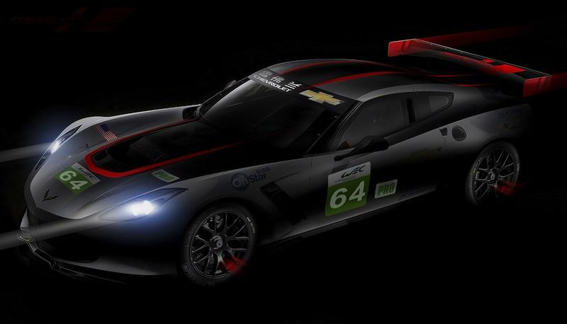 Chevy is Taking the Corvette C7.R To Race at the Shanghai International Circuit