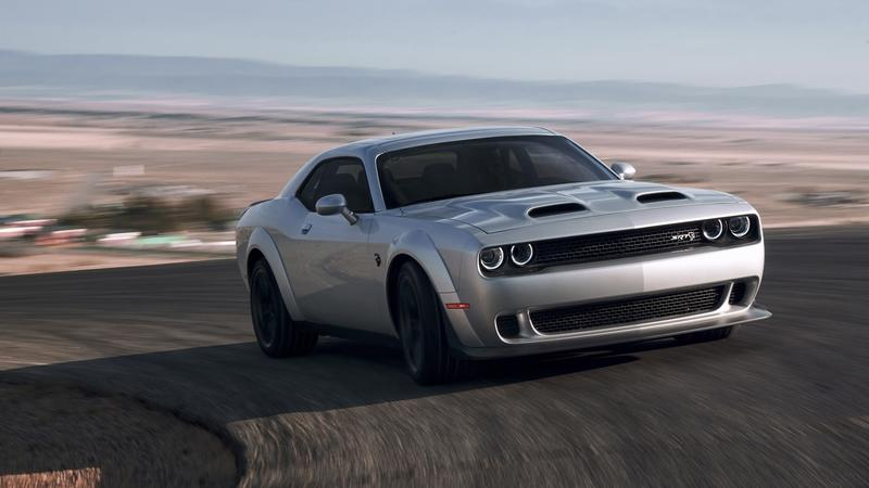 Dodge Challenger SRT Hellcat Redeye Is Now The Most Powerful Muscle Car In Production Exterior - image 785397