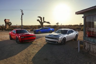 Dodge Prepares The World For The Death of Supercharged V-8 Performance