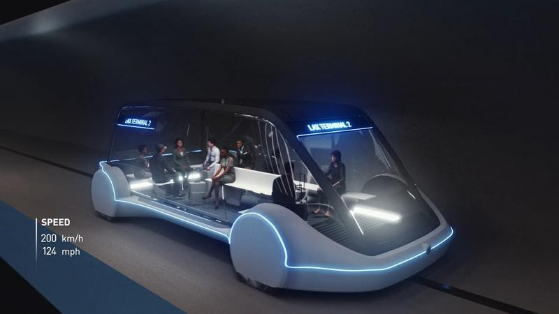 Elon Musk's The Boring Company Will Build a Transit Loop O'Hare Airport and Downtown Chicago