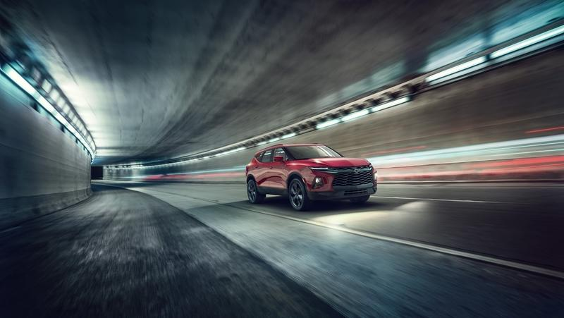 Five Reasons Why You Will Love The New Chevy Blazer If You Have A Family