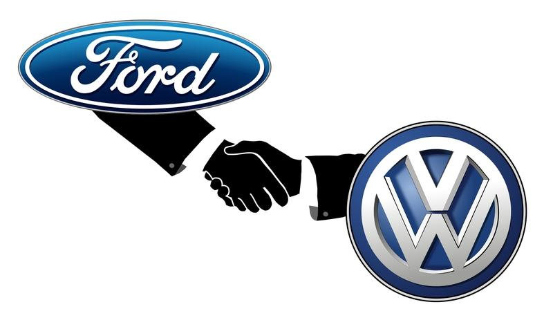 Ford and Volkswagen Aim to Create a Cost-Sharing Alliance