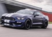 Ford Infuses the 2019 Mustang Shelby GT350 with Racing and GT500 DNA - image 783134