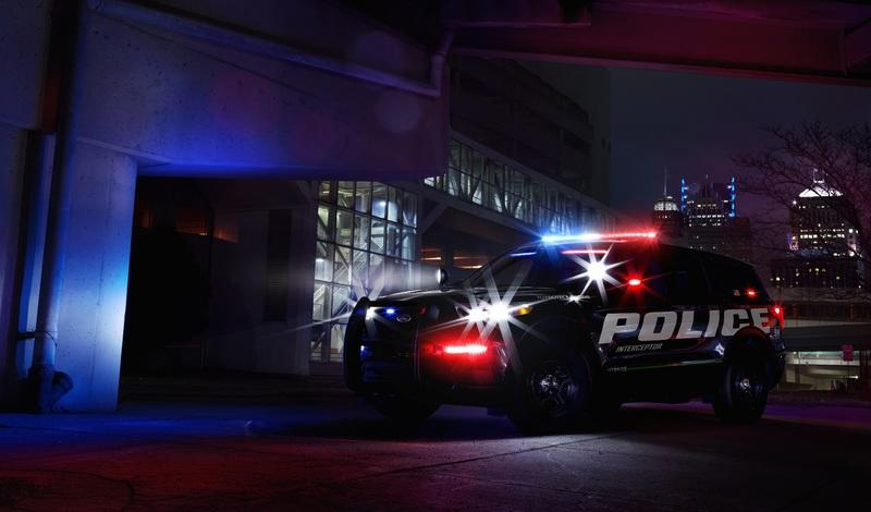 Ford Launches The First Ever Pursuit-Rated Hybrid SUV