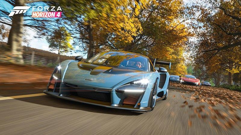 Forza Horizon 4 Gets the Green Light, Launches This Fall