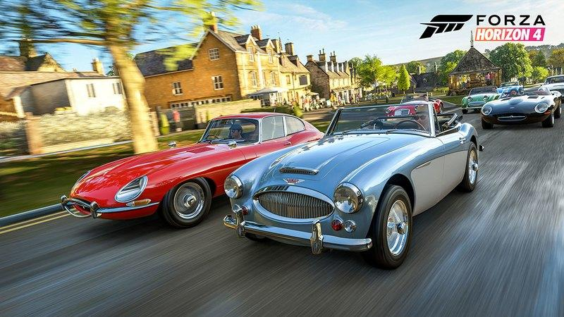 Forza Horizon 4 Gets the Green Light, Launches This Fall - image 783048