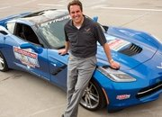 GM Executive, Mark Reuss, Should Probably Stop Driving Pace Cars on Indy Car Races - image 782098