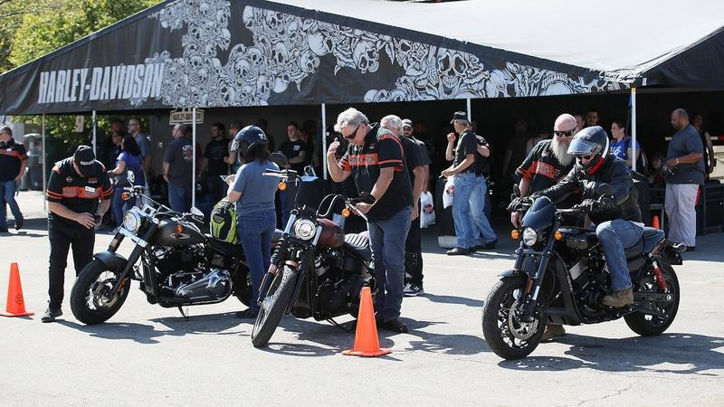Harley-Davidson Returns To AIMExpo, Las Vegas, For 2018