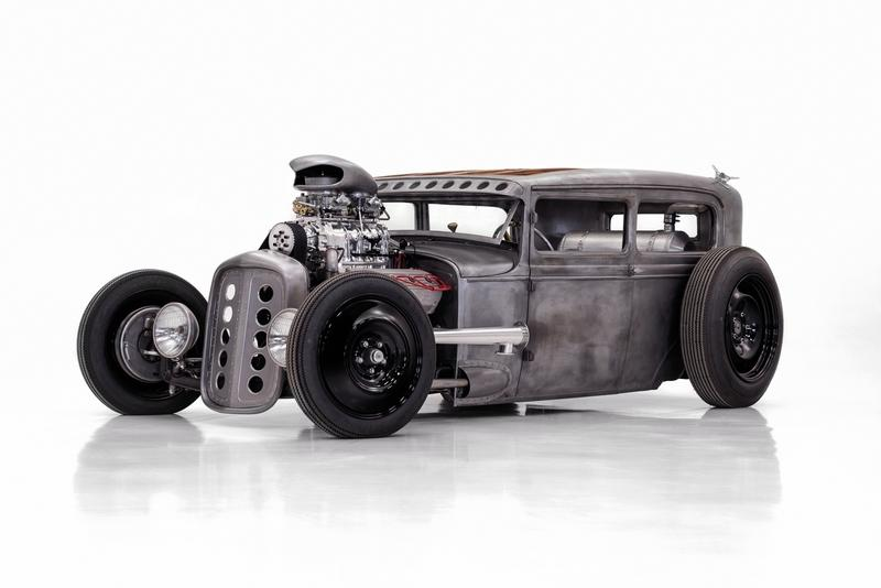 2018 Heavy Metal Model A