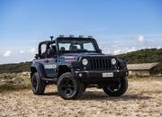 The Jeep Wrangler is All Set For Beach Patrolling in Italy! - image 785112