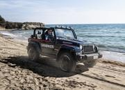 The Jeep Wrangler is All Set For Beach Patrolling in Italy! - image 785113