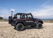 The Jeep Wrangler is All Set For Beach Patrolling in Italy! - image 785104
