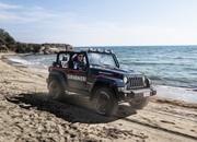 The Jeep Wrangler is All Set For Beach Patrolling in Italy! - image 785105