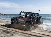 The Jeep Wrangler is All Set For Beach Patrolling in Italy! - image 785106