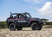 The Jeep Wrangler is All Set For Beach Patrolling in Italy! - image 785111