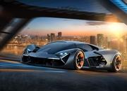 Lamborghini's First Hybrid will Debut in Frankfurt as - You Guessed It - a Special Edition Model - image 785114
