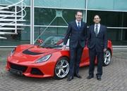 Lotus CEO Abruptly Steps Down Just as the Company is Poised to Take Flight - image 782287