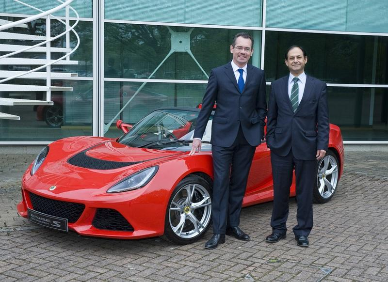 Lotus CEO Abruptly Steps Down Just as the Company is Poised to Take Flight